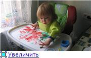 Пальчиковые краски для малышей до года своими руками 61
